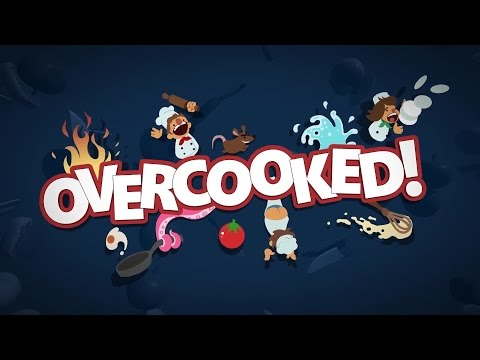 OVERCOOKED | Announcement Trailer (2016)