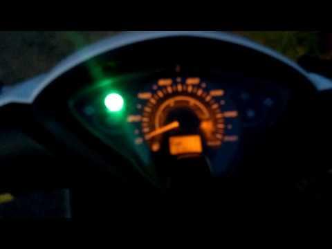 Honda Biz 125 - 0 a 100 em 16 segundos
