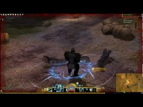 Guild Wars 2 Guardian Gameplay