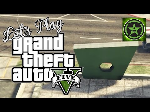 Let's - AH takes on two more popular GTA V stunts from around the internet! RT Store: http://bit.ly/ZvZHS1 Rooster Teeth: http://roosterteeth.com/ Achievement Hunter...