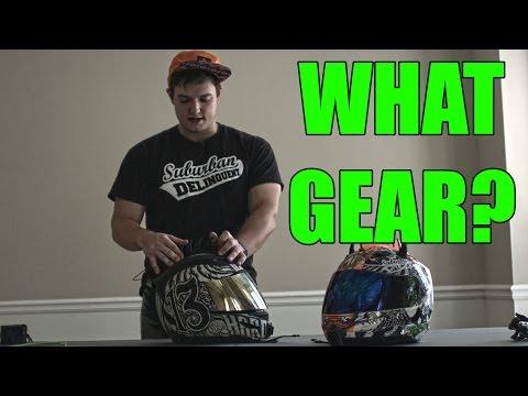 What Motorcycle Gear Do I Wear?