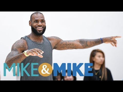 Cavaliers shopping No. 1 pick for dream scenario with LeBron James? | Mike & Mike | ESPN