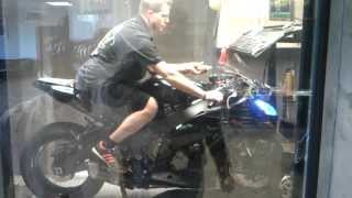 6. 2011 Kawasaki ZX10R Dyno's 195HP with Race CAMS