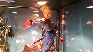 Download Lagu This Beautiful Statue Shows How SJW CAPTAIN MARVEL Can Be Salvaged Mp3