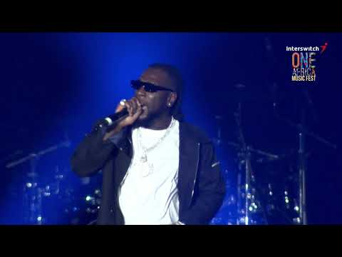 Burna Boy's Full Performance At The Interswitch One Africa Music Fest London 2019