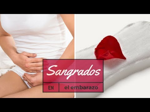 SANGRADOS DURANTE EL EMBARAZO