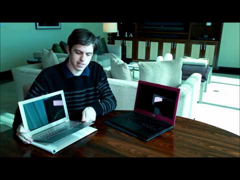 ASUS ZENBOOK: Hot Pink & Rose Gold Hands-on at CES 2012