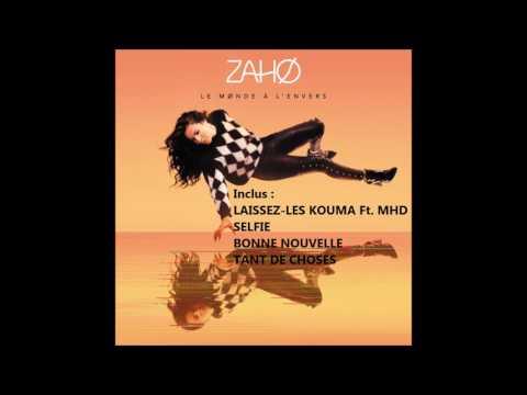 Zaho - Bonne Nouvelle (Audio officiel)