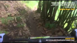 Tobago Mountain Bike Classic 2013 MTB Race 1