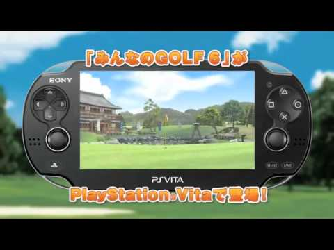 Everybody's Golf 6 (PS VITA)