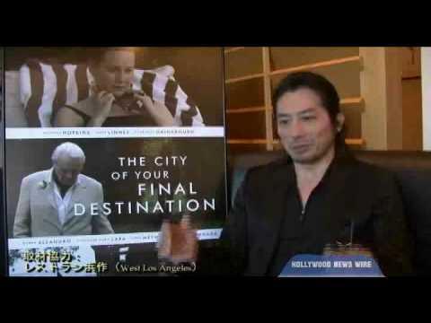真田広之 Hiroyuki Sanada-The City of Your Final Destination01.flv