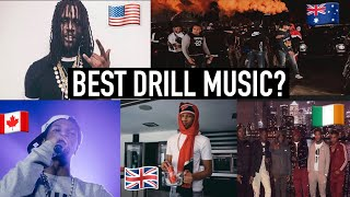 Video WHICH COUNTRY HAS THE BEST DRILL MUSIC? MP3, 3GP, MP4, WEBM, AVI, FLV Agustus 2019