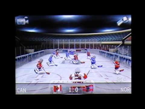 Video of Magnetic Sports Hockey