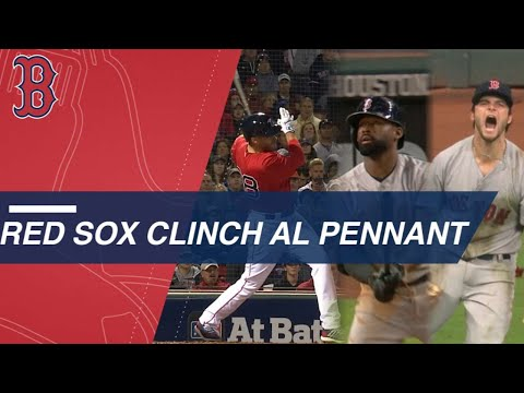 Video: Red Sox beat Yankees and Astros to advance to Fall Classic