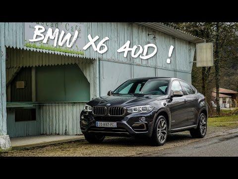 BMW X6 F16 X6 XDRIVE40D 313 CH