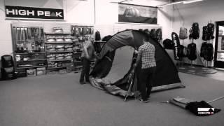 Просторная палатка для семейного кемпинга и летних поездок High Peak  Santiago 5