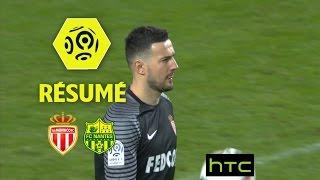 Revivez les meilleurs moments de AS Monaco - FC Nantes (4-0) en vidéo. Ligue 1 - Saison 2016/2017 - 28ème journée Stade Louis II - dimanche 5 mars 2017 Buteu...