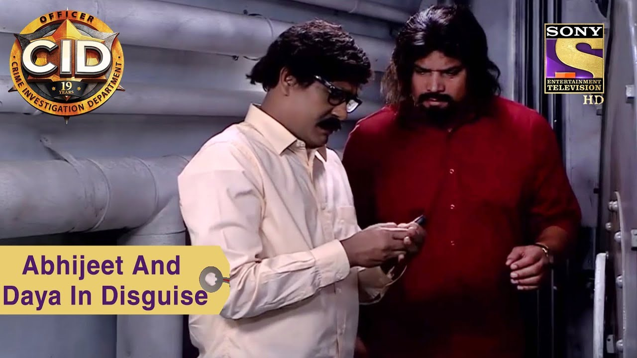 Your Favorite Character   Abhijeet And Daya In Disguise   CID