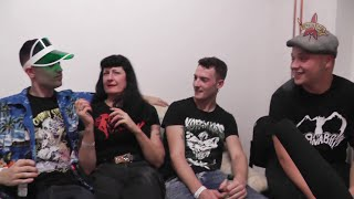 Nonton Psychomaniatv  Interview With The Doppelg  Ngers   Bremen 2014 Film Subtitle Indonesia Streaming Movie Download