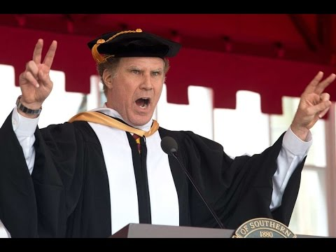 Will Ferrell | USC Commencement Speech 2017 (видео)