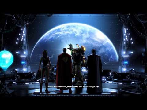 H�ros de la Ligue des Justiciers Xbox
