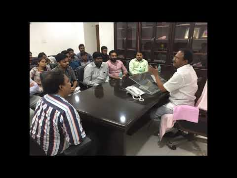 , Laxma Reddy Meeting with Jr.Doctors in Secretariat