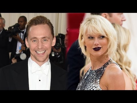 WATCH: Taylor Swift Dances With Tom Hiddleston at Met Gala