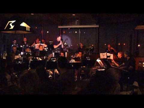 Les Hooper Big Band – Barnburner