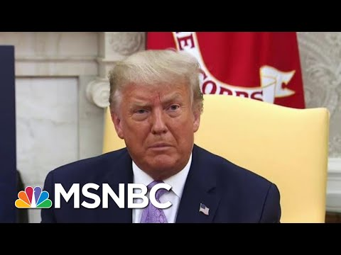 Trump's Fear And Rage Exposed: Bob Woodward On Trump's Mentality And Lies   MSNBC