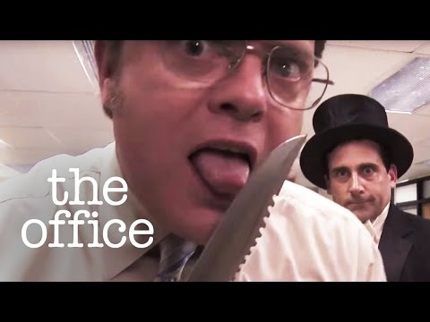 This is one of the best intros in The Office