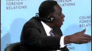 ORIGINALLY RECORDED September 29, 2009 Watch Assun��o Afonso dos Anjos, the minister of external relations for the...