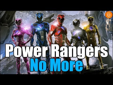 Power Rangers Film Franchise Abandon by Saban