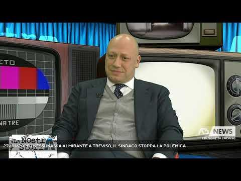27/01/2020 | NESSUNA VIA ALMIRANTE A TREVISO, IL SINDACO STOPPA LA POLEMICA