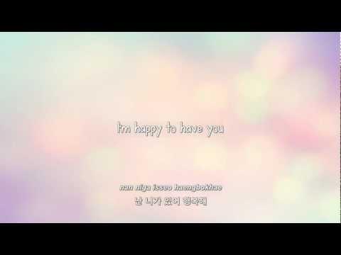 BEAST- You lyrics [Eng. | Rom. | Han.]