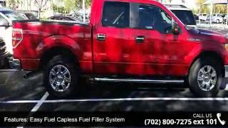 2012 Ford F-150 XLT | FLEX FUEL  - Planet Nissan - Las Ve...