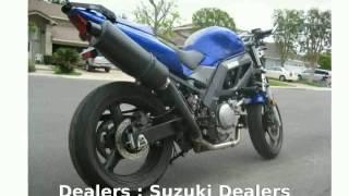 5. 2005 Suzuki SV 650 - Info