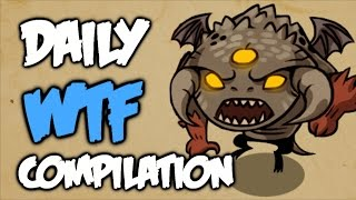 Dota 2 Daily WTF Compilation 1