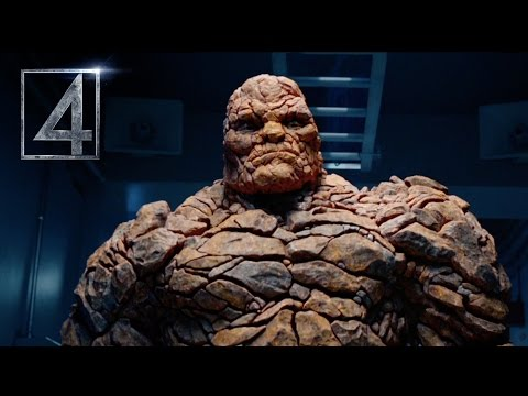 "Fantastic Four | Ben Grimm ""The Thing"" [HD] 