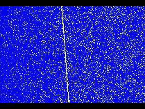 Is this sound, Alien communication?