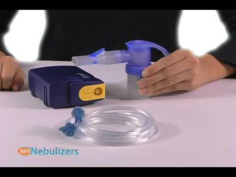 Httpjustnebulizersportable Ultrasonic Nebulizer Basic System