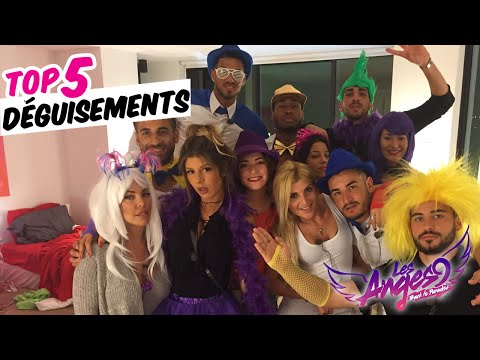 Les Anges 9 - Best-Of : Le top 5 des déguisements