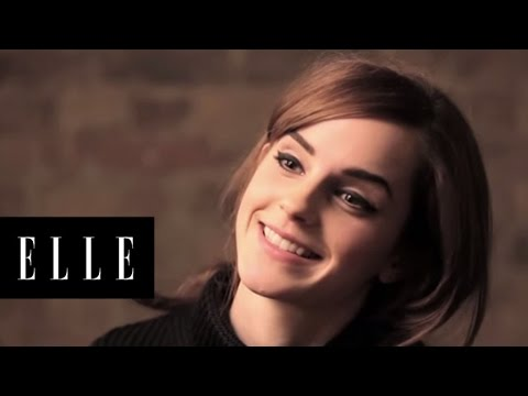 Emma Watson | Behind the Scenes | ELLE