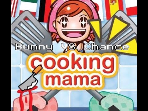 Bunny Vs Chance: Cooking Mama - BunnyOfChance
