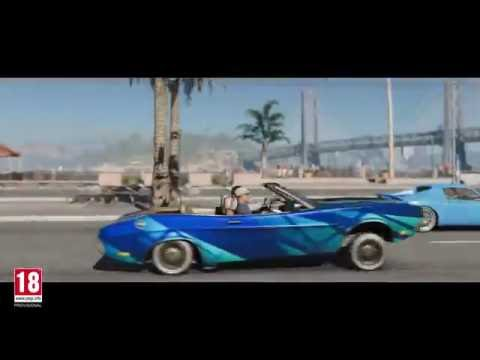 Watch Dogs 2 - Геймплейный трейлер - E3 2016 [RUS]