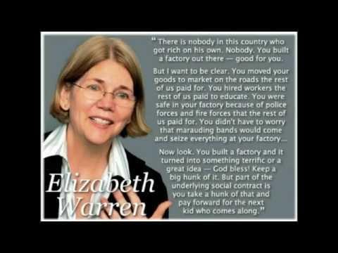 """Elizabeth Warren - """"Gypsies, Tramps & Thieves"""" Political Parody"""