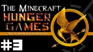 Minecraft: The Hunger Games Multiplayer w/Mitch&Friends Part 3 - Exactly Like The Hunger Games
