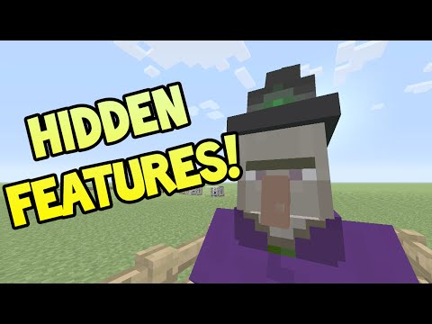 Minecraft (Xbox360/PS3) – TU19 UPDATE! – HIDDEN FEATURES! + SECRETS! + MORE!!