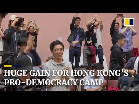 Hong Kong elections: overconfident Beijing loyalist parties suffer a near-total rout