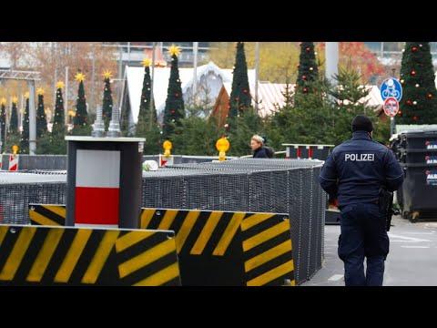 Weihnachtsmarkt am Breitscheidplatz unter besonderer Beobachtung