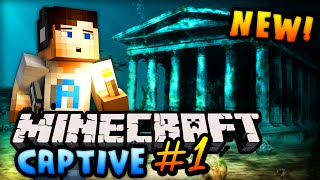 Minecraft - CAPTIVE MINECRAFT 3.0 - Part #1 w/ Ali-A -